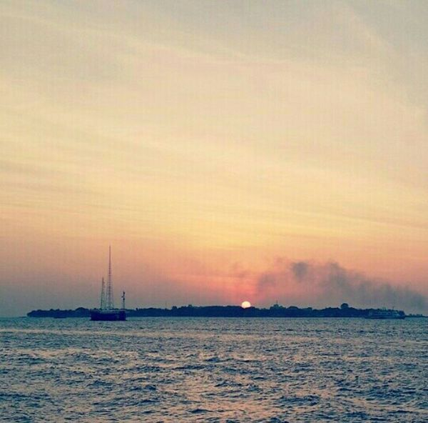 Sunset.. Adducity Sunset_collection Maldives Noedit #nofilter Enjoying Nature