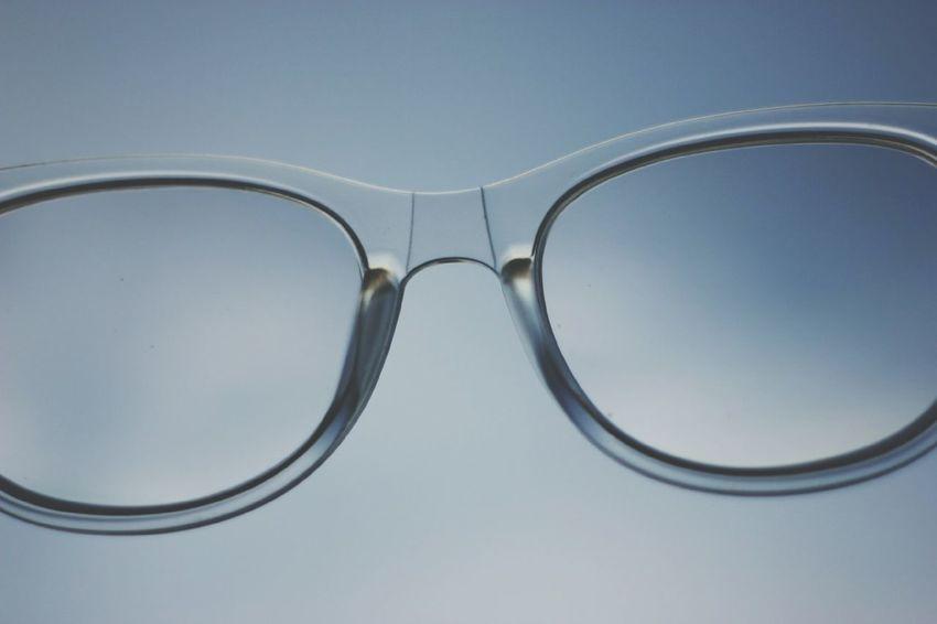 Eyesight Closing Eyeglasses  Lens - Eye No People Day Sky