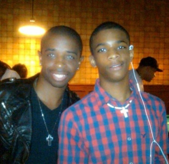 Me and my son @imcoolinit