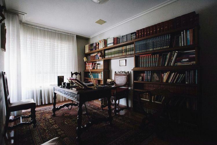 Books Despacho Biblioteca Bibliotheque VSCO Light