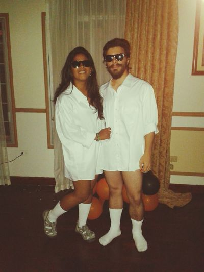 Business Couple Tom Cruise Halloween