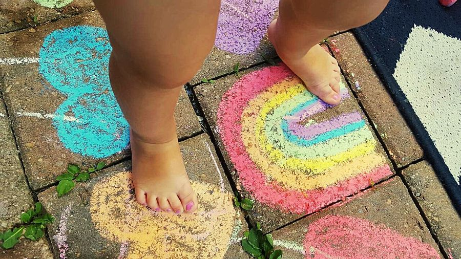 Barefoot ScarlettHarper