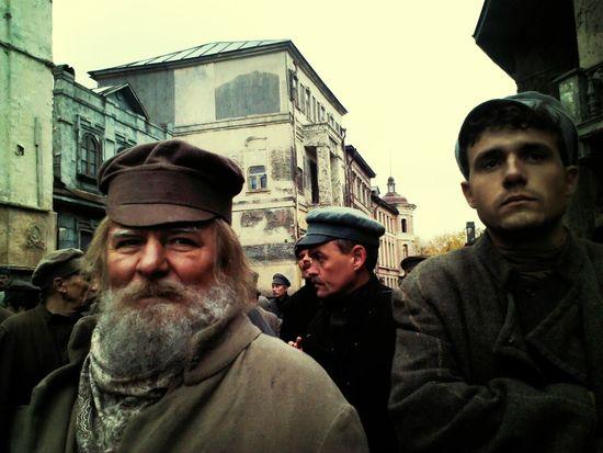 Снова русский бунт рабочего люмпена: Бесы Мосфильм Москва