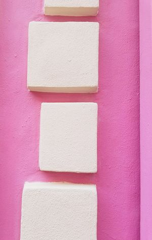 Pink Color Beauty Pastel Colors The Graphic City Architectural Detail San Juan PR Shapes And Forms Minimalism Freshness Textures and Surfaces Colour Your Horizn 10