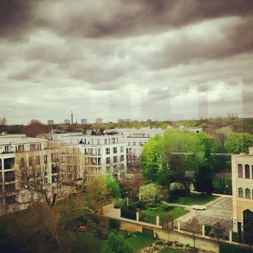 interessante Einblicke und Aussichten heute bei der Fes in Berlin Dud14 Demoskopie fernsehturm