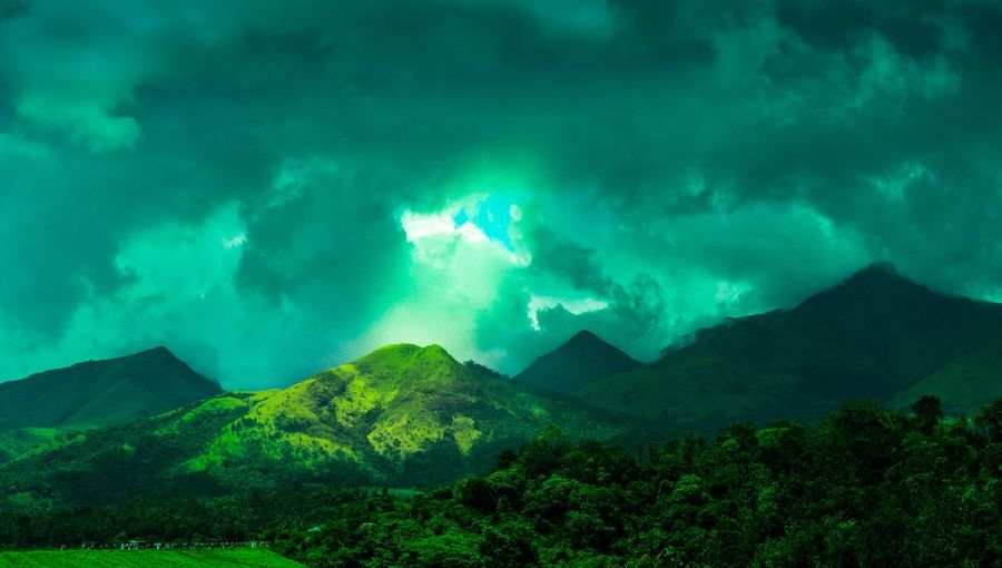 EyeEmNewHere Mountain Landscape Nature Green Color Outdoors Travel Destinations No People Beauty In Nature Beauty Day Sky Cloud - Sky Scenics Like4likes Like4like Peaceofmind Photography Peace Freshness Beauty In Nature Nature Photography Nature Beauty Beautiful