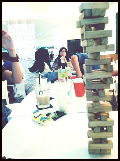 Building Blocks 桌遊 瓶頸的26層我的高中同學九九一次 旭 綠歐蕾