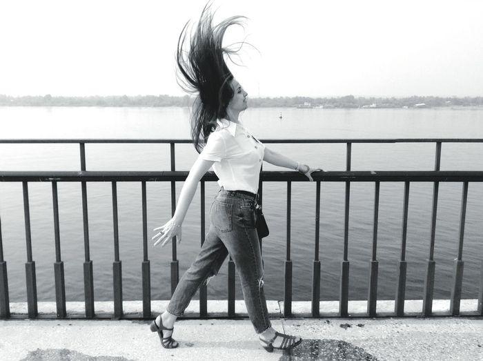 @miss_malaya Walking With Wind First Eyeem Photo
