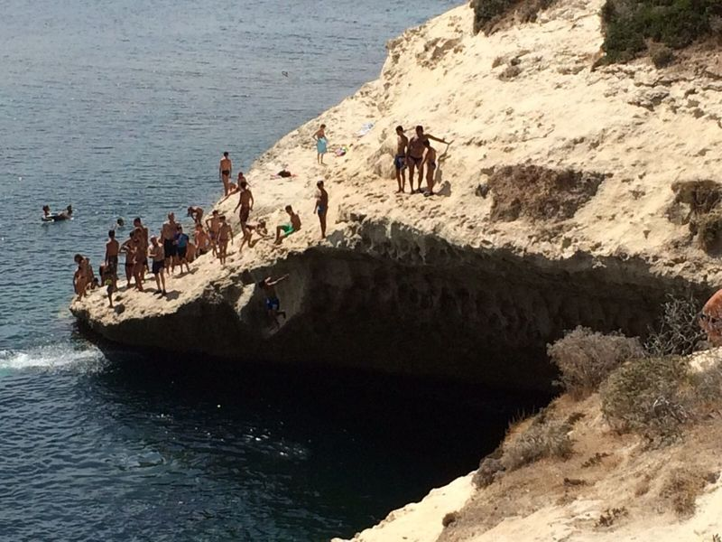 Bow DIP Nature Nofilter People Rock S'archittu Sardegna Sea Water