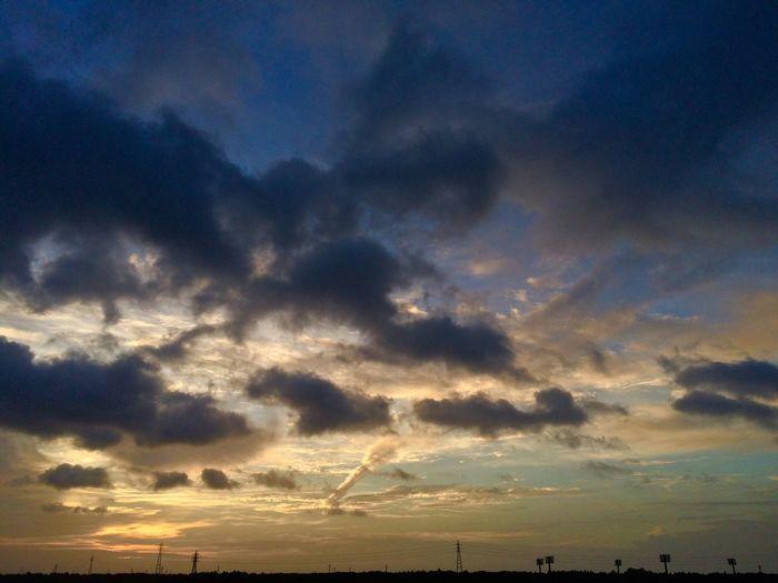 今朝の山頂 IPhoneography Clouds And Sky Skyporn