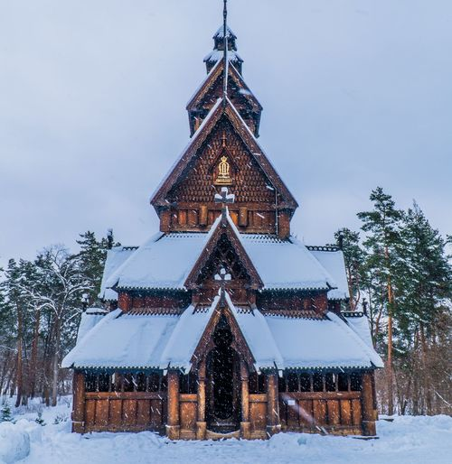 Stav church in