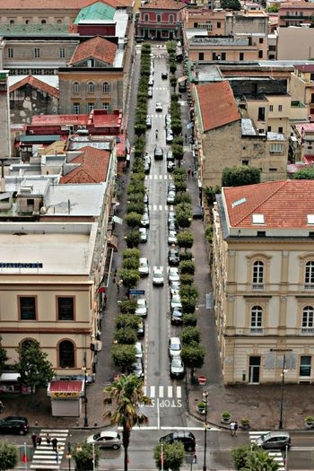One Way Naples Napoli Scafati