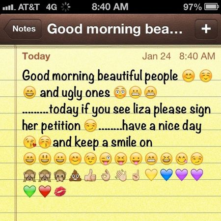 Support liza with her petition #support #acclassof13