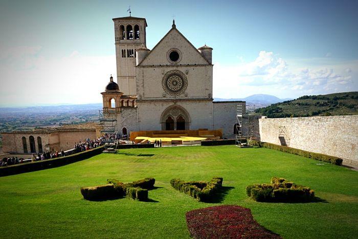 圣城走一遭! Saint Francis Of Assisi