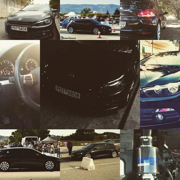 My love ♡!!! Scirocco VW Vwscirocco Vwclub 1 .4 TSI Revo Tuning Vwclub Rhodes