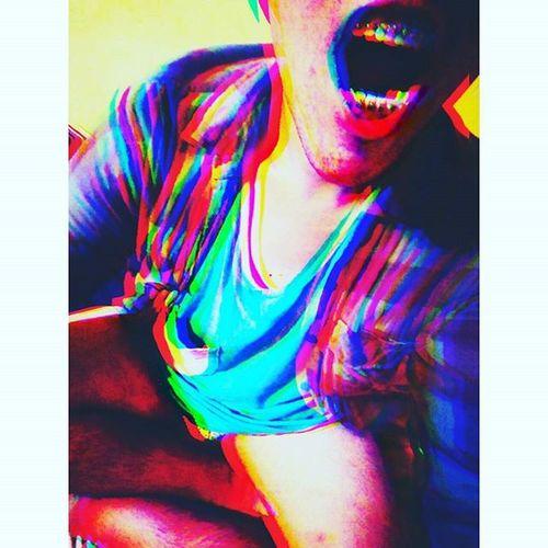 Como cuando la psicodelia y locura ataca Crazy Gay Crazyboy Instagay Gaymen Colors Sclgay Estoyloco Mefalla Ne Chilecolors Chilegay Liveforlike ñeeeeee