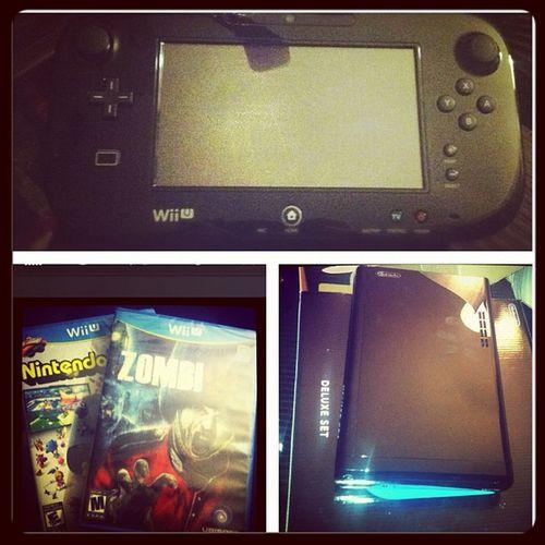 Happy birthday to me. <3 WiiU Birthday Big25 Igers instalife instagram iphone wii gamergirl nerd zombiu