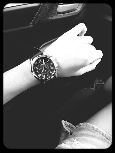 She Love To Wear My Watch ??? First Eyeem Photo