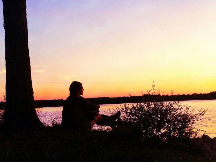 Sunsets Beauty