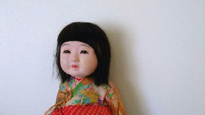 うちの家族 この子は雛々音と書いて「すずね」です 日本人形 市松人形 Japanesedoll Ichimatsu