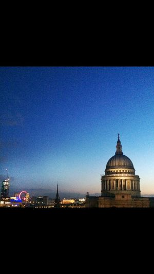 London StPaulscathedral Madisons Skyline