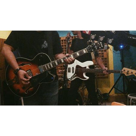 Let's play to your soul Music Guitars Jamming Postrock