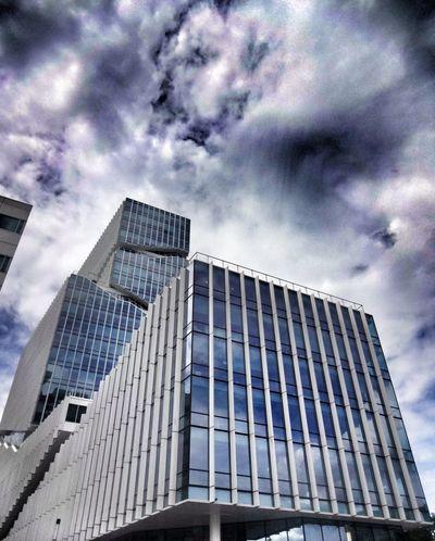 Office Office Building Open Edit Zuidas Amsterdam Building Buildings The Architect - 2017 EyeEm Awards