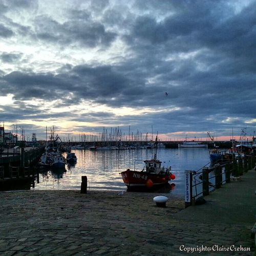 EyeEm Best Shots Sky And Clouds Scarborough Northyorkshire