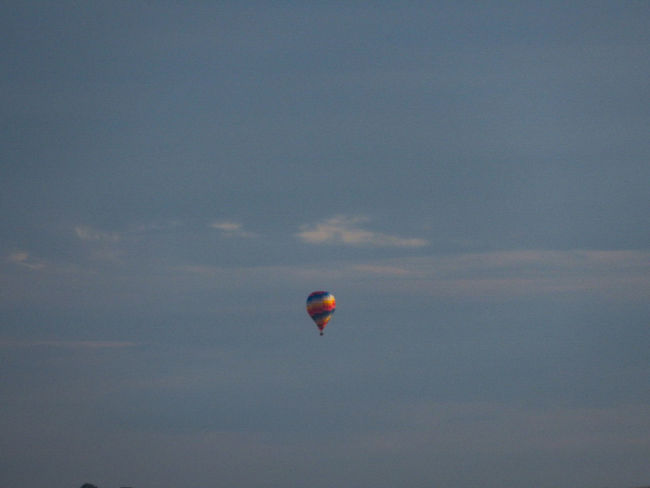 Flying Adventure Mid-air Exhilaration Sky Freedom Low Angle View Outdoors Day Hot Air Balloon Nikonphotography