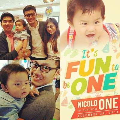 Happy Birthday Nicolo! OneNicolo NinongDuties TeamShi