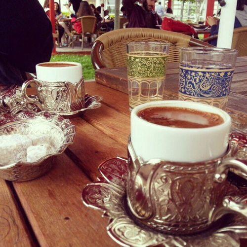 Turkısh Cafe Istanbul Türkiye