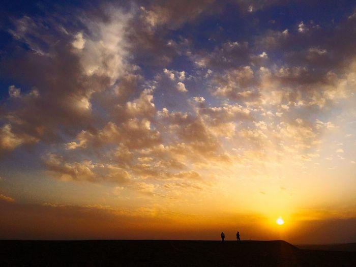 Hello World Sky Nature Scenics Sun Traveling People Colors Enjoying Life Season