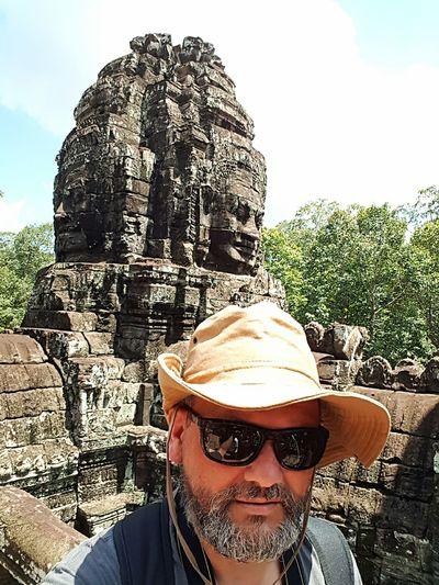 Me Ankor Thom Cambodia