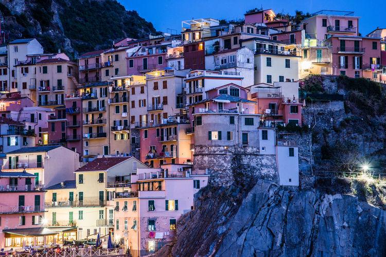 Cinque Terre by