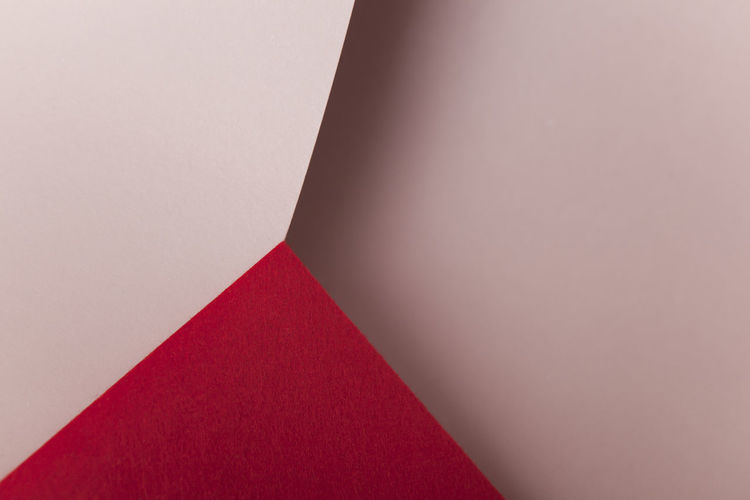 abstract, background, beige, corner, curves, edge, edgy, geometry, illusion, lilac, lines, minimalism, optical illusion, paper, pink, purple, red, sharp, structure, wall, website, white, triangle, Abstract Abstract Backgrounds Beige Beige Background Corner Curves Edge Edgy Geometry Geometric Shape Geometrical Illusion Pink Red Paper Sharp Harmony Composition Website Background Triangle Triangle Shape Paperwork Empty Indoors  No People Copy Space Backgrounds High Angle View Close-up Shape Studio Shot Full Frame Cardboard Celebration Pattern Still Life Textile Optical Illusion