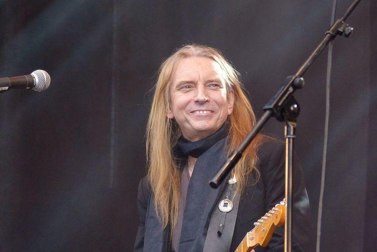 Dan Hylander Rock Concert Music Festival