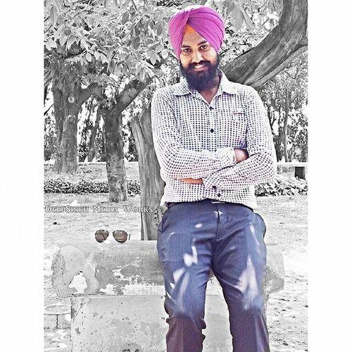 I Love Patiala Sahi Pagg Turbanator Mustache Singh Khalsa