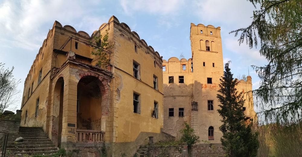 History Sky Architecture Building Exterior Built Structure Castle Old Ruin Fortified Wall The Past Civilization Palace Historic Medieval Ancient Archaeology