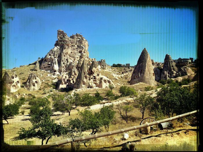 Nature Göreme Cappadocia Landscape