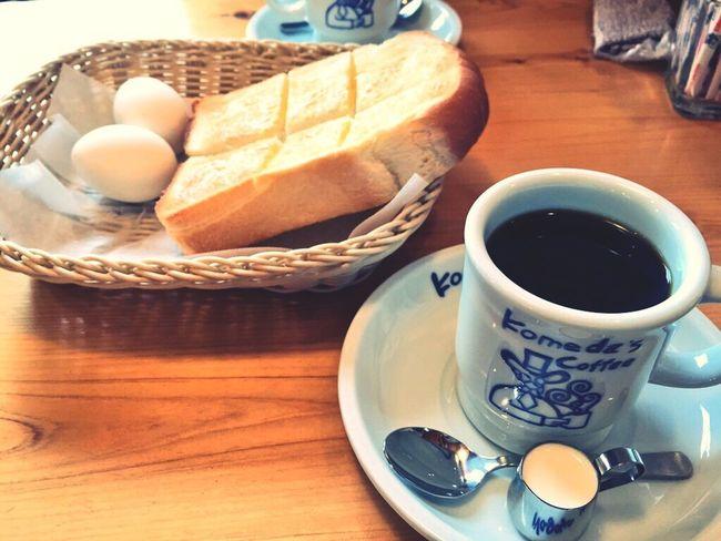 ? コメダ珈琲 Yammy!!  Morning
