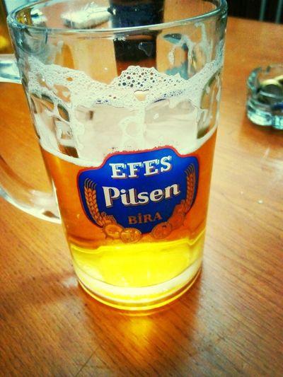Efes Pilsen Hello World Relax Beer