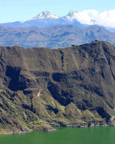 Ecuador Quilotoa Laguna Illinizas Paisajes Paisajes Naturales. Nature Naturelovers Naturaleza Photography Photooftheday Photographer