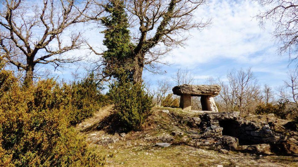 Beauty In Nature Architecture Ancient Civilization Civilisation Antique Druid's Secret Place History No People Built Structure Tranquility Landscape