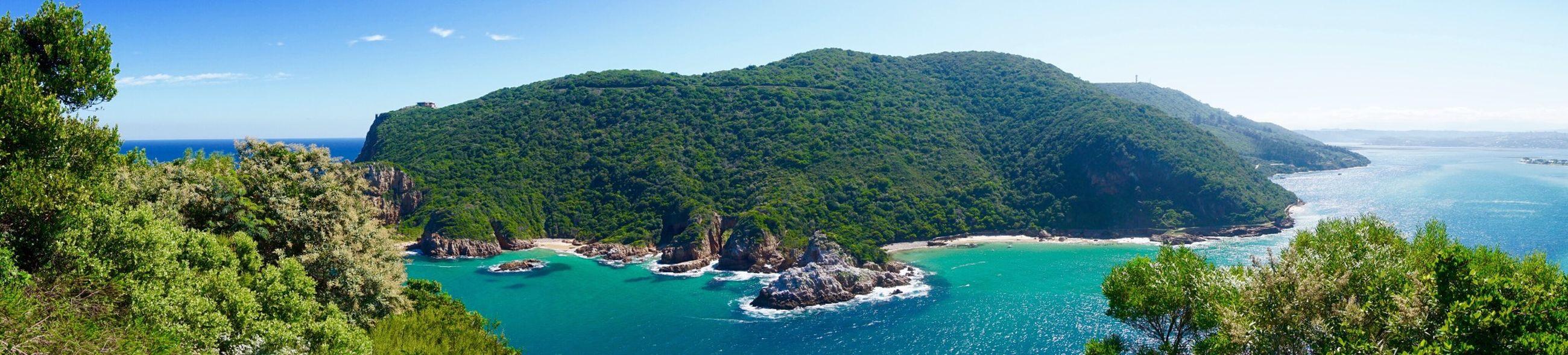 South Africa Landscape Ocean Coastline Awesome Nature Traveling