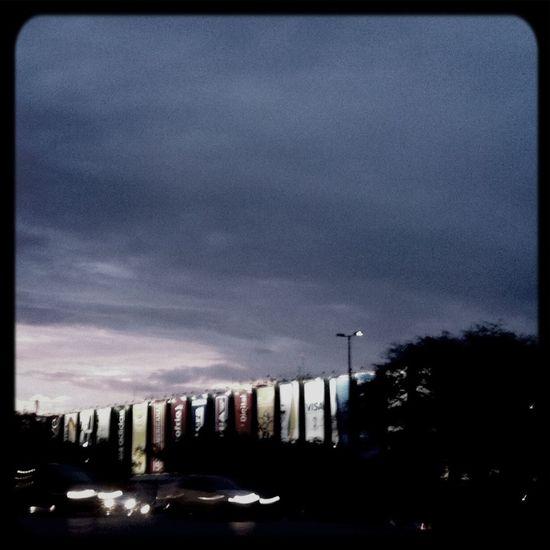 """""""meu Deus! mas que cidade linda"""" Shopping Brasília Lights Gotham"""