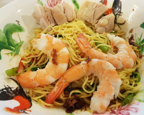 Prawn Noodles Foodphotography Singapore