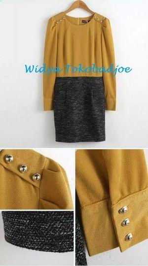 Import Big Size Fashion Up To Xxl Atasan Besar Baju Wanita bisa di beli di www.waroengersoen.blogspot.com