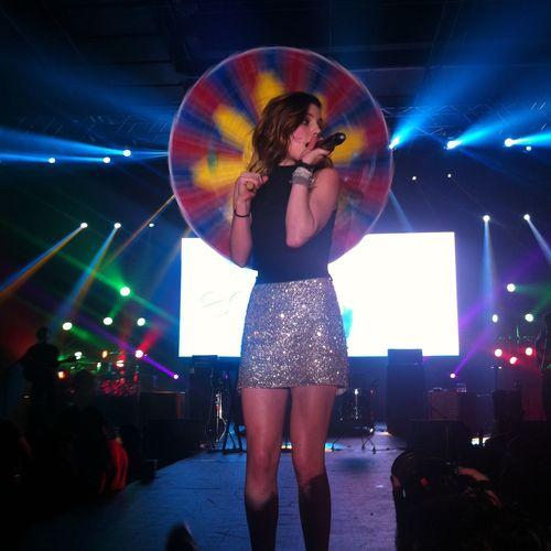 Sydney Sierota Concert Band Echosmith First Eyeem Photo Concert Photography