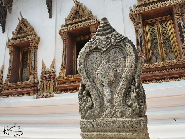 เสมา วัดสุวรรณดาราราม Taking Photos Enjoying Life Holiday Hello World Thailand วัดสุวรรณดาราราม จ.พระนครศรีอยุธยา Temple