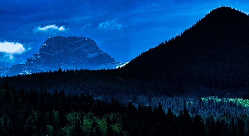 Mountains Landscape Forest Colourful Green Blue Sky Nature Mountain Addict EyeEm Nature Lover Trees Distant View Found On The Roll Snow Covered Mountains